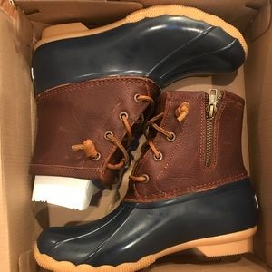 Sperry Saltwater Duck Boots - Never Worn- size 6